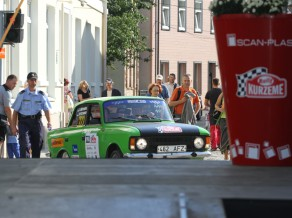 """Augusta beigās notiks Ātruma festivāls """"Rallijs Kurzeme 2012"""""""