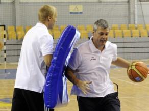 Arī Bagatskis savā klubā piesaista latviešu treneri