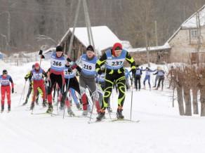 """Ar biatlonistes un airētāja uzvarām noslēdzies """"FANS"""" tautas slēpojuma pēdējais posms"""