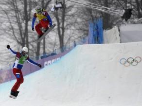 Francūzis Voltērs kļūst par olimpisko čempionu snovborda krosā