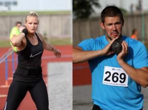 Valmieriešiem Latvijas čempionātā seši medaļu komplekti