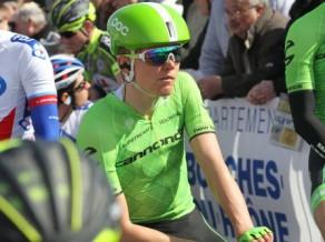 "Žilbērs apspēlē Kvjatkovski un uzvar ""Amstel Gold Race"" velobraucienā"