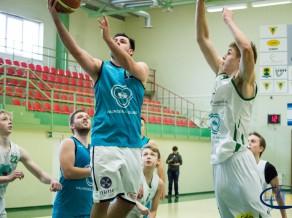 Turpinās pusfinālu cīņa Valmieras Pilsētas čempionāta basketbolā Pirmajā līgā