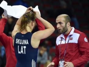 """Skujiņai bronzas medaļa """"Kolov-Petrov"""" turnīrā Sofijā"""