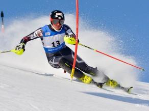 Kalnu slēpotājs Zvejnieks olimpisko sezonu sāk ar 61.vietu