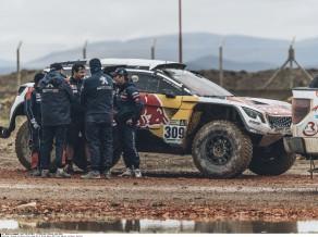 Akmeņu nogruvuma dēļ atcelts 1000 km garais Dakaras rallija devītais posms