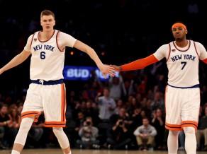 """Porziņģis palīdz """"Knicks"""" sasniegt NBA peļņas un vērtības rekordus"""
