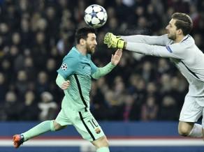 """Vai """"Barcelona"""" piecelsies pēc nokdauna un paveiks brīnumu pret PSG?"""