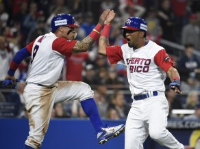 """Puertoriko tiek tālāk, Dominikānu un ASV gaida """"būt vai nebūt"""" mačs"""