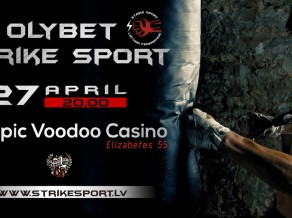 Šovakar notiks pirmās Strike sport sacensības Latvijā