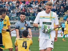 Reinholds ielaiž divus, komanda praktiski atvadās no Itālijas trešās līgas