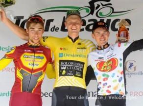 """Flaksis gūst fantastisku uzvaru """"Tour de Beauce"""" kopvērtējumā"""