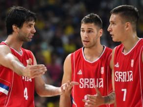 Latvijas pretiniecei Serbijai ražens kandidātu saraksts ar trīs NBA spēlētājiem
