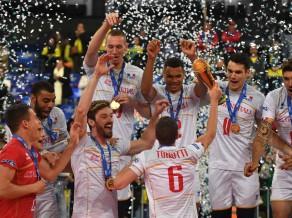 Par Pasaules volejbola līgas uzvarētāju atkal kļūst Francija