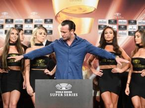 """Brieža cīņas organizētājs: """"Peress ir zvērs, bet muskuļi vien boksā neuzvar"""""""