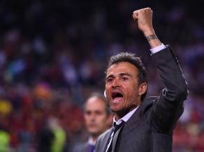 Enrike apstiprināts Spānijas izlases galvenā trenera amatā