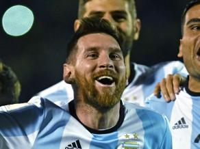 Mesi iesit trīs vārtus un ievelk Argentīnu Pasaules kausa izcīņā