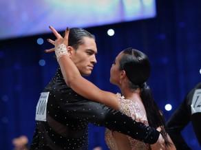 Latvijai pusfināls Eiropas kausā Latīņamerikas dejās