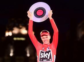 """Frūms pārsniedzis atļautās zāļu devas, var zaudēt """"Vuelta"""" titulu"""