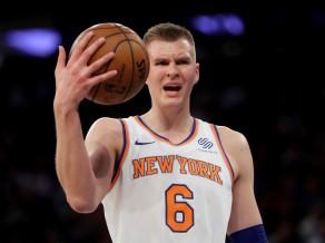 """""""Knicks"""" aprīlī veltīs spēli Latvijas simtgadei"""