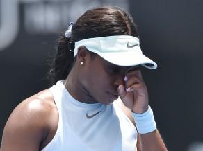 """Stīvensas """"US Open"""" svinības turpinās ar kārtējo zaudējumu"""