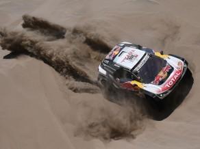 Lēbs piedzīvo izstāšanos Dakaras rallija piektajā posmā