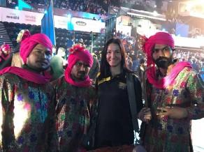 Grigorjeva grauj Indijā (+video), līgas čempionvienība dramatiski zaudē