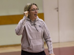 Sieviešu volejbola izlasi trenēs Inguna Minusa