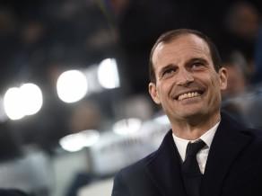"""Allegri: """"Nedomāju, ka """"Juventus"""" līdzjutējiem tagad vajadzētu krist depresijā"""""""
