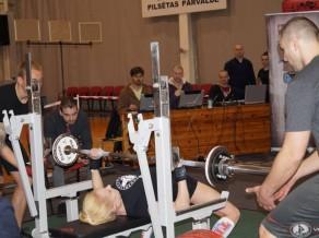 Gulbenē notiks Latvijas čempionāts spēka trīscīņā