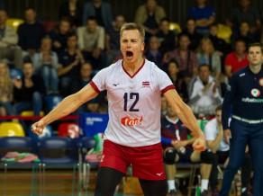 Latvija uzvar arī Maķedonijā un nodrošina vietu finālturnīrā