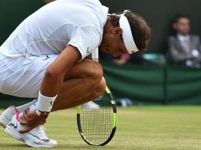 "Nadals atkal atsauc dalību no ""Queen's Club"" turnīra"