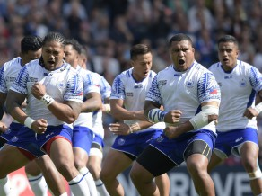 Samoa sagrauj Vāciju un sper platu soli pretī Pasaules kausam