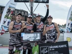 """""""Ghetto Basket"""" uz Ventspili, Grabovskis un Bulduris uz Grīziņkalnu"""
