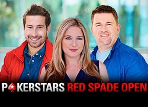 AKCIJA: Vēlies iegūt biļeti uz Red Spade Open par brīvu?