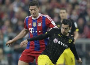 """""""Bayern"""" atspēlē deficītu un sagādā Dortmundei piekto neveiksmi pēc kārtas"""