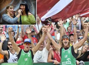 Prognoze: Rio medaļas iegūs Skujiņa, Grigorjeva un Samoilovs/Šmēdiņš