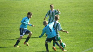 Valmierā aizvadīta LFF kausa izcīņa U-11 zēniem