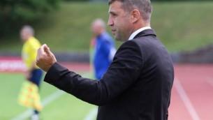 """Video: Kļava un Dobrecovs stāsta, ko """"Liepājai"""" nozīmē spēles pret """"Skonto"""""""