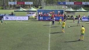 Video: Baltijas kauss minifutbolā 2017: Lietuva - Igaunija. Spēles ieraksts