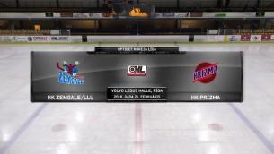 Video: Optibet hokeja līga: HK Zemgale/LLU - HK Prizma. Spēles ieraksts