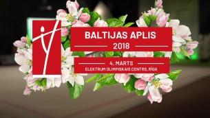 """Video: Mākslas vingrošanas sacensības """"Baltijas Aplis 2018"""" 4.marta ieraksts, 2.daļa"""