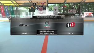 Video: Olainfarm Inline hokeja līga. 3 spēļu ieraksts
