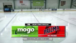 Video: OHL: HK Mogo — HK Prizma. Spēles ieraksts