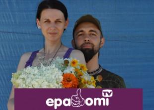 """Video: Balandīnu ģimene ar sirsnīgu koncertu atklāj brīvdabas estrādi """"Putnos"""""""