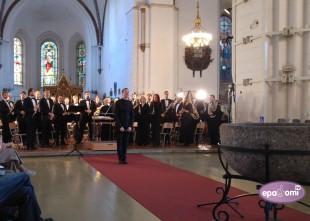 """Video: Orķestris """"RĪGA"""" ielūdz uz koncertiem Rīgas Domā"""
