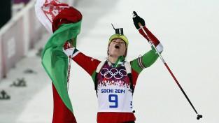 Domračeva turpina dominēt - trešais olimpiskais zelts!
