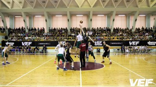 """26. februārī notiks """"VEF Rīgas skolu superlīgas"""" finālspēles"""