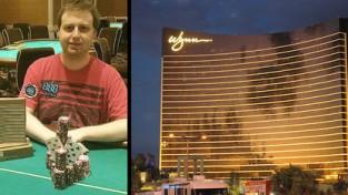 WSOP ME žetonu līderis uzvar pokera turnīru 2 nedēļas pirms fināla turnīra