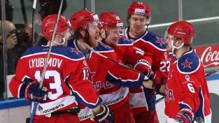 CSKA ielaiž divus vārtus vairākumā, taču otro reizi pieveic SKA
